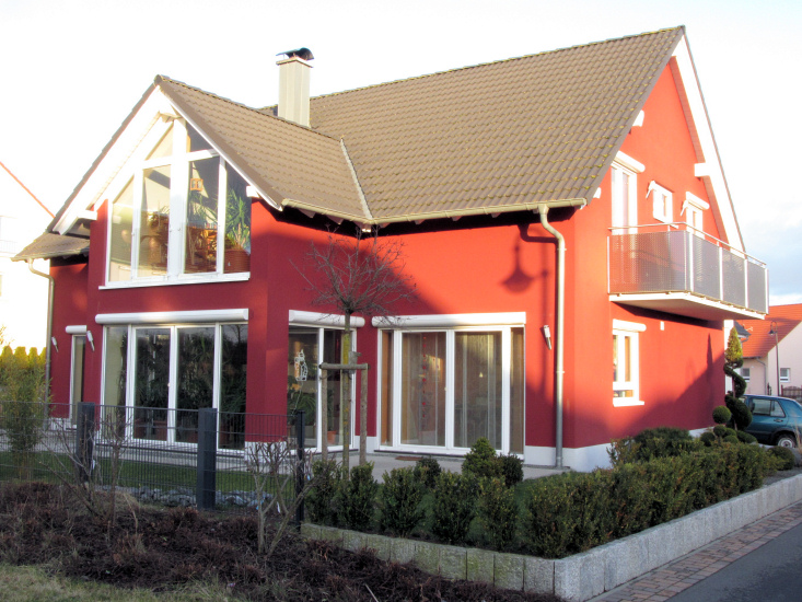 Modern German Style Houses